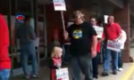 South Bend info picket