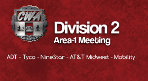 Division 2 Area 1 (Anderson Area) Membership Meeting @ Anderson Garage