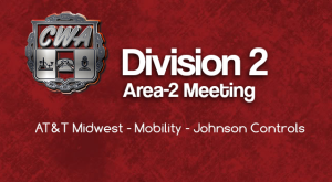 Division 2, Area 2 Membership Meeting @ Muncie Garage